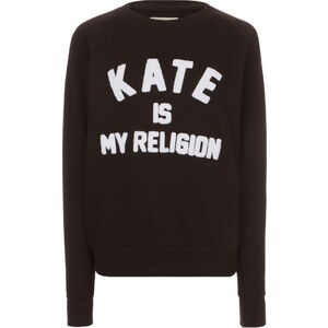 Eleven Paris Sweat kate is my religion FATE JP W