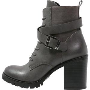 Even&Odd High Heel Stiefelette grey