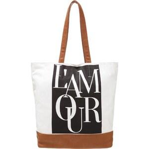 Even&Odd Shopping Bag black/white