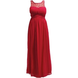Little Mistress Curvy Ballkleid dark red