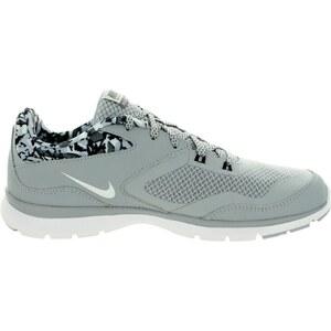 Nike FLEX TRAINER 5 PRINT - Sneakers - grau