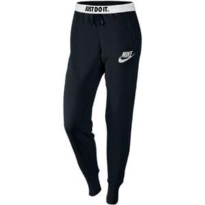 Nike RALLY PANT-JOGGER - Pantalon jogging - noir