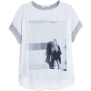 Mango T-shirt - gris