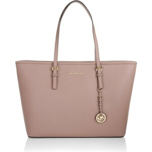 MICHAEL Michael Kors Jet Set Travel MD Tote Dusty Rose Handtasche