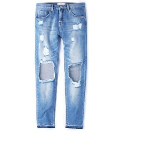 MANGO Relaxed 7/8-Jeans Ruth