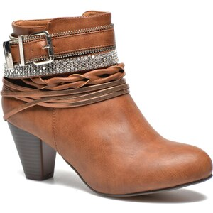 Xti - Doria-28813 - Stiefeletten & Boots für Damen / braun