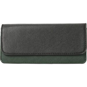 MANGO Brieftasche In Saffiano-Optik