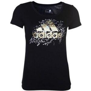 adidas T-shirt T-Shirt Foil Logo