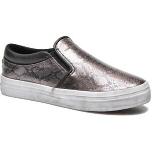 SALE - 50% - Kaporal - Flexy - Sneaker für Damen / silber