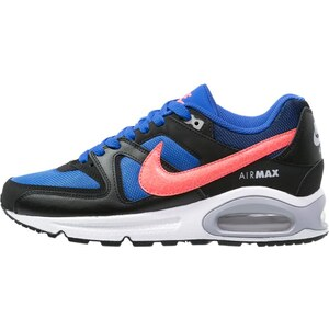 Nike Sportswear AIR MAX COMMAND Sneaker low game royal/hot lava/black/wolf grey
