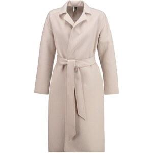 Topshop Wollmantel / klassischer Mantel taupe/beige