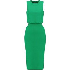 Topshop Jerseykleid green