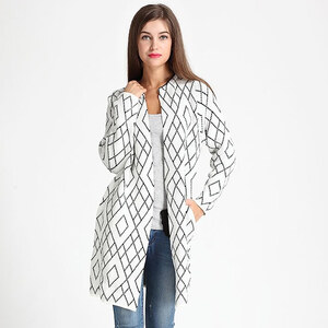 Lesara Cardigan mi-long