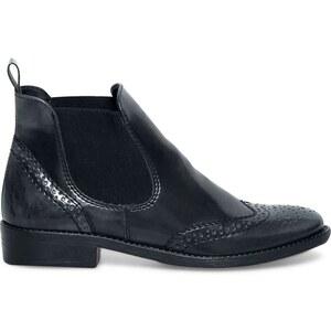 Eram boots plat gris