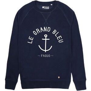 Faguo Le grand bleu - Sweat-shirt - bleu marine