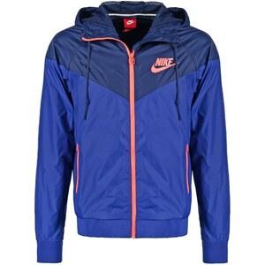 Nike Sportswear WINDRUNNER Veste de survêtement deep royal blue/hyper orange