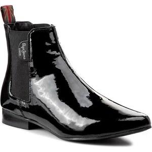 Pepe Jeans Footwear REDFORD MASK - Bottines - noir