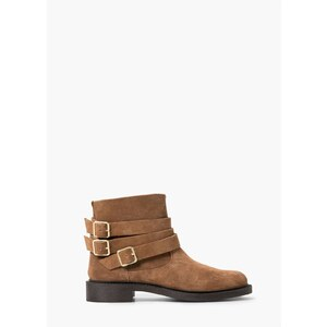 Mango Bottines en cuir