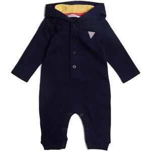 Guess Kids Hooded - Combinaison à capuche - bleu