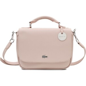 Lacoste Satchel Daily - Sac - rose