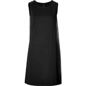 Steffen Schraut Embellished Shoulder Milan Dress