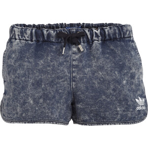 Adidas Short Denim F / BLEU