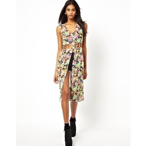 Oh My Love Floral Festival Dress