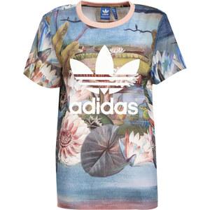 Adidas T-shirt Curso Dagua Logo / MULTICOLORE