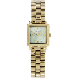 Marc By Marc Jacobs Katherine Gold & Green Watch