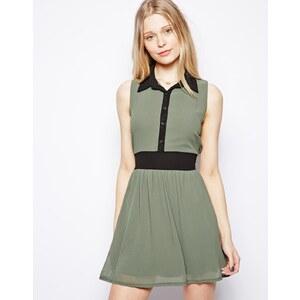 Wal G Shirt Dress