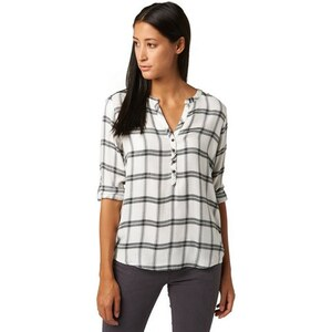 TOM TAILOR Bluse »cosy check blouse«