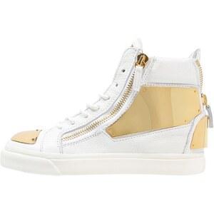 Giuseppe Zanotti Sneaker high bianco