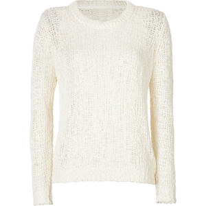 American Vintage Cotton Open Knit Pullover