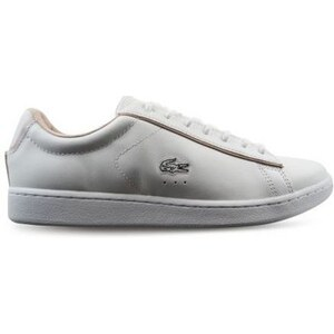 Lacoste Chaussures Carnaby evo blanche femme