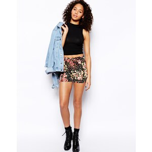 Glamorous Floral Shorts