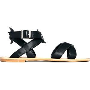 Timeless Strappy Flat Sandal
