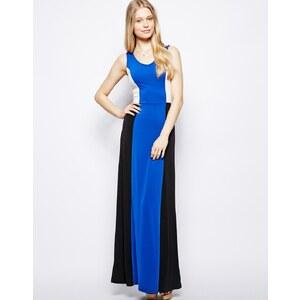 Wal G Colourblock Maxi Dress