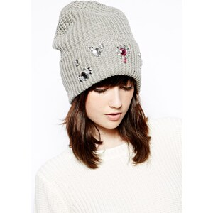 Markus Lupfer Charmed Knitted Beanie