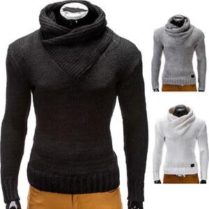 Lesara Pull tricoté à col roulé