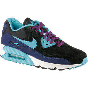 Nike WMNS AIR MAX 90 LTHR Winter Sneaker Damen