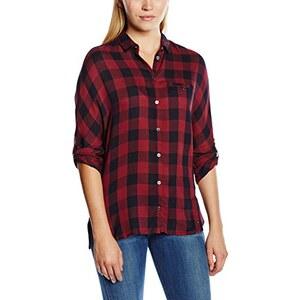 ONLY Damen Regular Fit Bluse Onlcastagna 3/4 Suki Shirt Wvn