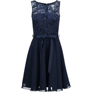 Swing Cocktailkleid / festliches Kleid dunkelblau