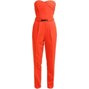 Miss Selfridge Petite Jumpsuit red