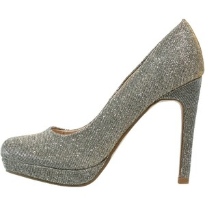 New Look REGALITY Plateaupumps gold