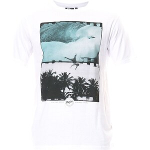 Rip Curl GOOD DAY BAD DAY SS TEE - T-shirt - blanc