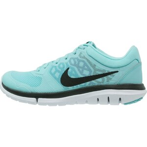 Nike Performance FLEX 2015 RUN Laufschuh Leichtigkeit copa/black/blue lagoon/soar/blue/white