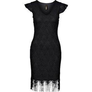 BODYFLIRT boutique Robe noir femme - bonprix