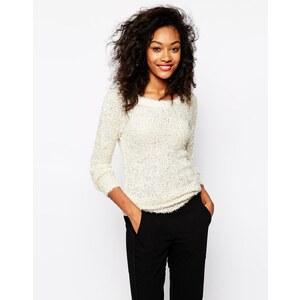 Vero Moda - Kuscheliger Pullover - Schwarz