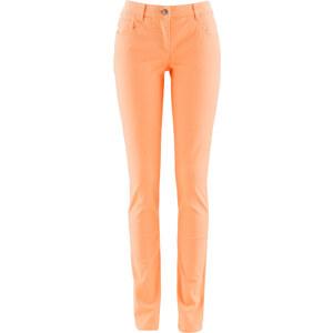 bpc bonprix collection Pantalon extensible orange femme - bonprix