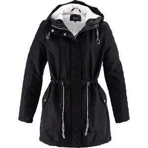 bpc bonprix collection Parka langarm in schwarz für Damen von bonprix